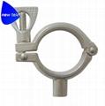 Sanitary Stainless Steel Single Pin