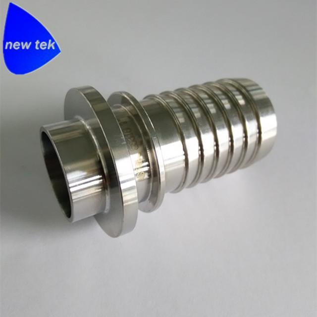 不锈钢卫生级皮管接头 2