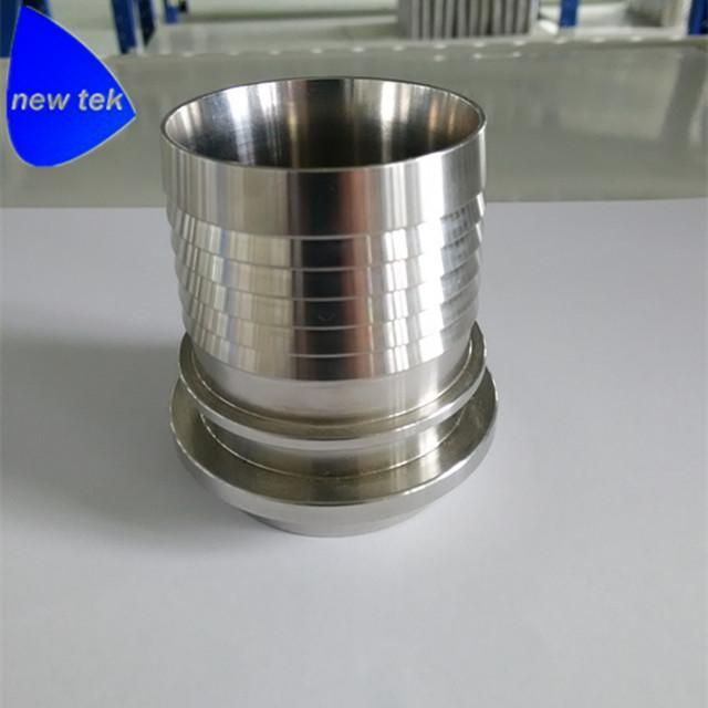 不锈钢卫生级皮管接头 5