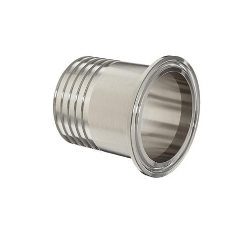 不锈钢卫生级皮管接头 1