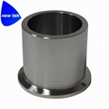 Sanitary Stainless Steel Tri Clamp Thicker Wall Tank Ferrule 2