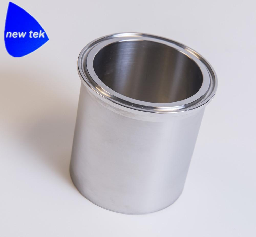 Sanitary Stainless Steel Tri Clamp Thicker Wall Tank Ferrule 3