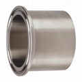 卫生级不锈钢接头焊接