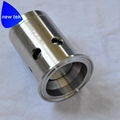 USA Material Stainless Steel Tri Clamp Pressure Relief/Vacuum Valve 2