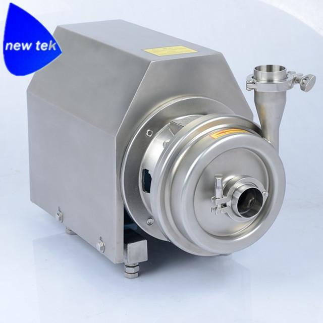 衛生級不鏽鋼離心泵 1