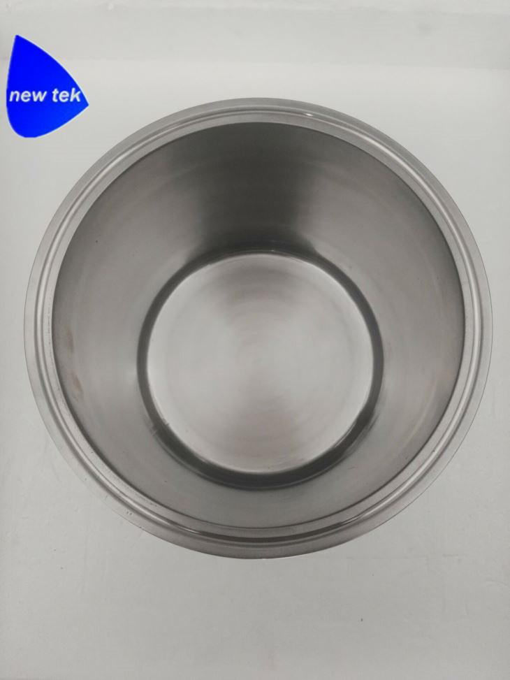 Sanitary Stainless Steel Tri-Clamp Extractor Parts Spools 3