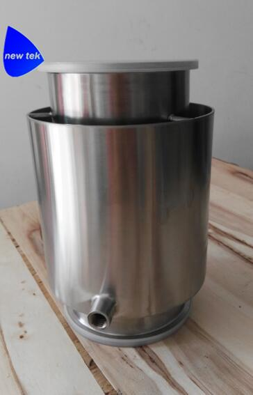 Sanitary Stainless Steel Tri-Clamp Extractor Parts Spools 5