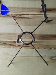 Tri-Clamp Extractor Parts Quadpod / Tripods