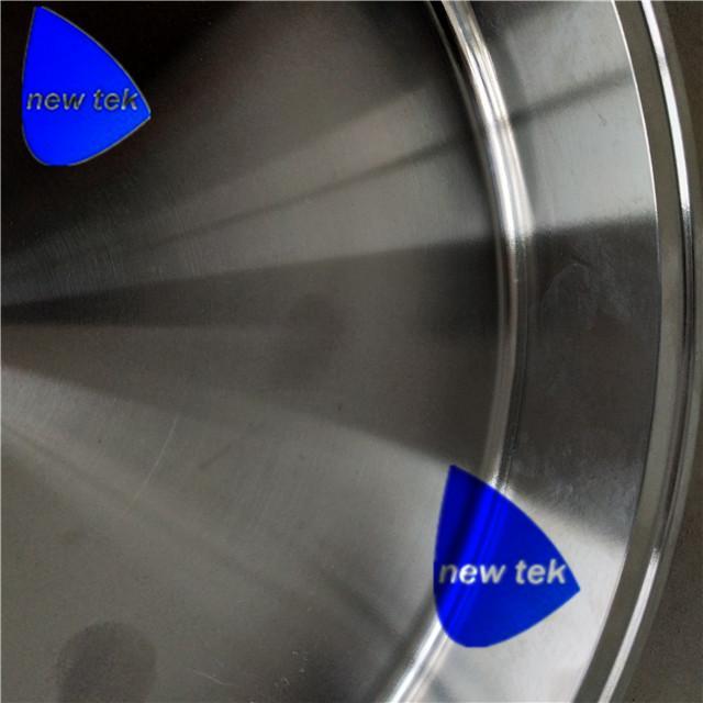 Stainless Steel Tri-Clamp Splatter Platter 2
