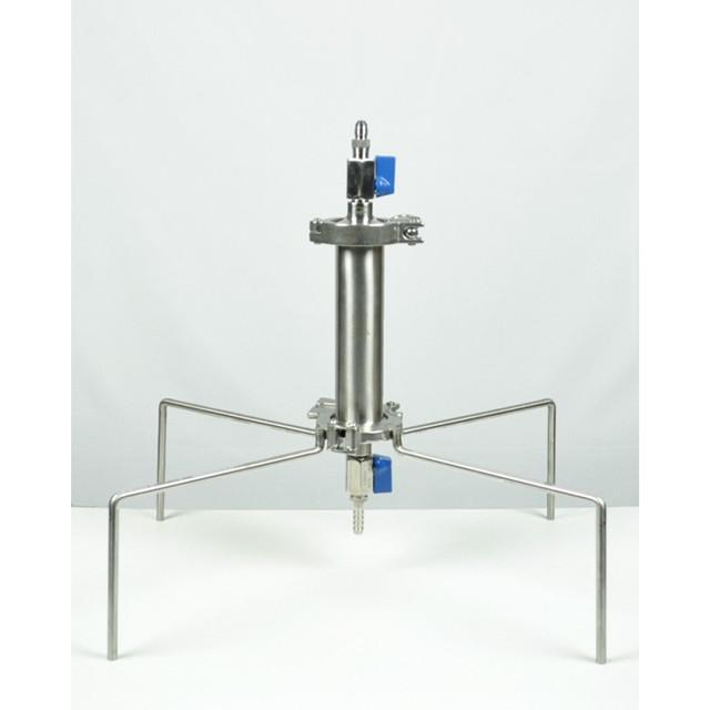 Stainless Steel Closed Column Pressure Extractor - China -