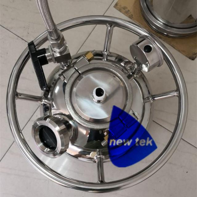 Stainless Steel Recovery tank