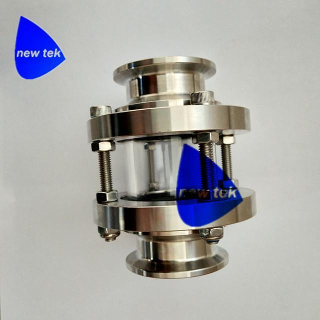 Flow Sanitary Sight Glass Tri-clamp