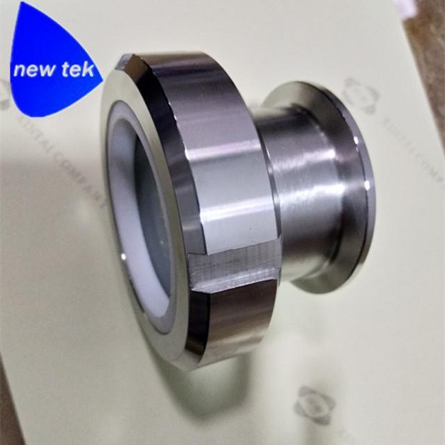 卫生级不锈  钢直通视镜 4