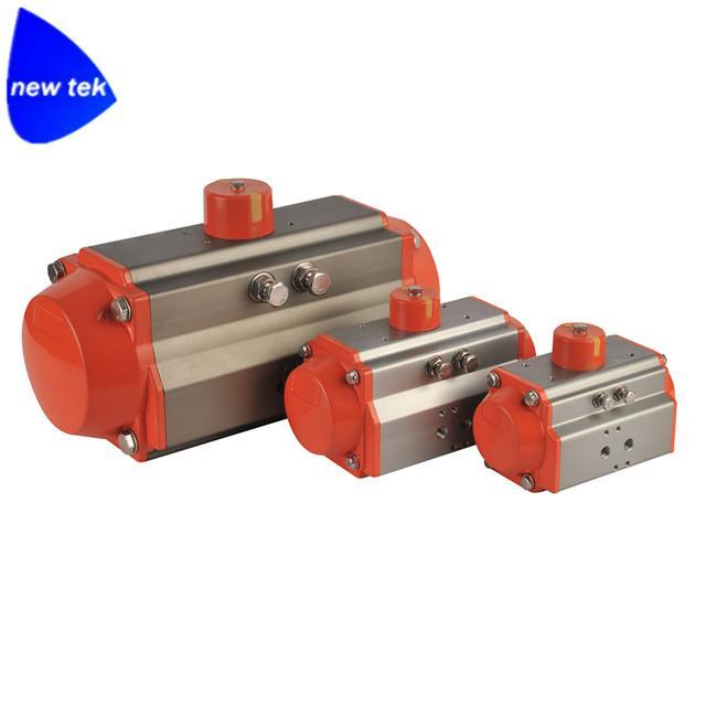 Pneumatic Actuator Double Acting Aluminum Material 1