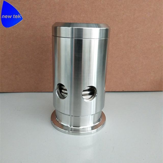 衛生級快裝安全真空呼吸閥 2