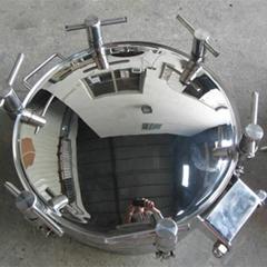 衛生級不鏽鋼壓力人孔
