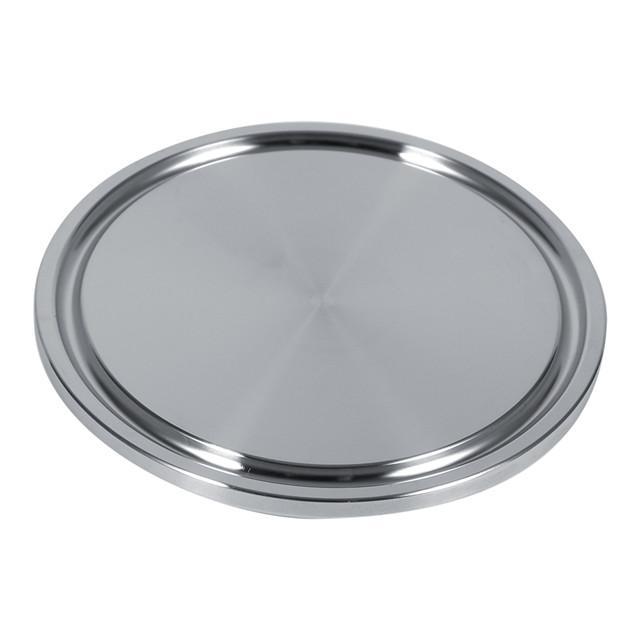 卫生级不锈钢快装堵片快装盲片 2