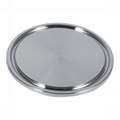 Stainless Steel Tri Clamp End Caps Blank Offs 2