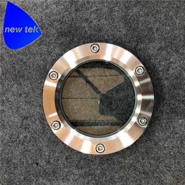 卫生级不锈钢法兰视镜 4