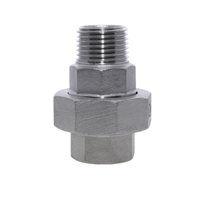 Stainless Steel Cone Union Conical Male/Female Stainless Steel Pipe Fitting 3