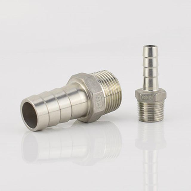 150lb 304 male threaded hose barb