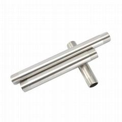 不锈钢4分外丝延长管丝接头四分加长外丝直接水管接头配件