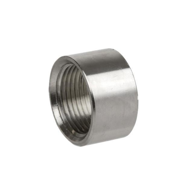 BSPP Half Socket 150LB Stainless Steel Threaded Fitting 1