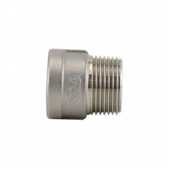 Reducing Adapter Female/Male 150LB Stainless Steel Pipe Fitting