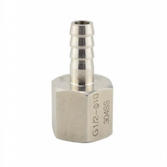 Hosetail Female (Fixed) 150LB Stainless Steel Pipe Fitting