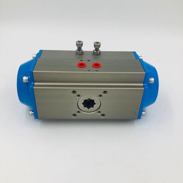 at pneumatic actuator