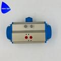 at pneumatic actuator for valve