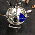 5lb Stainless Steel Jacketed Closed Loop Hydrocarbon Extractor Kit 2