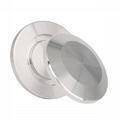 Stainless Steel Vacuum Blank Flange KF10-KF200