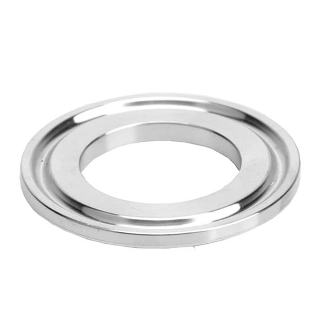 Sanitary Stainless Steel Tri Clamp Cutout Cap 3