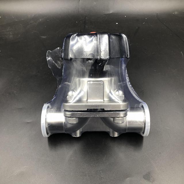 不锈钢316快装隔膜阀 3
