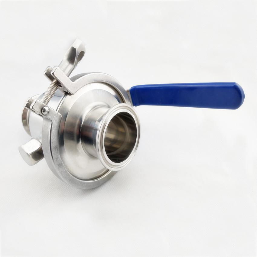 卫生级不锈钢球阀 4