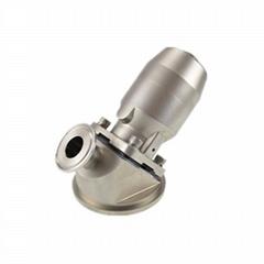 不鏽鋼316氣動罐底隔膜閥
