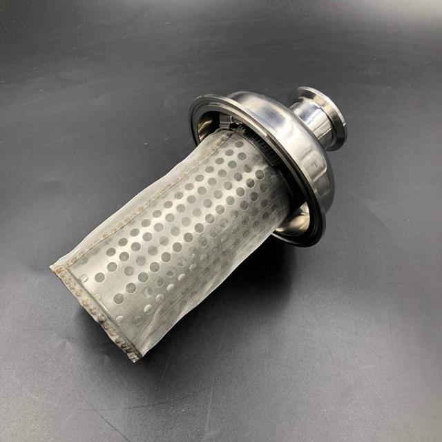 衛生級不鏽鋼Y型過濾器 4
