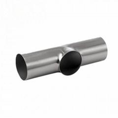 卫生级不锈钢焊接短三通DIN标准