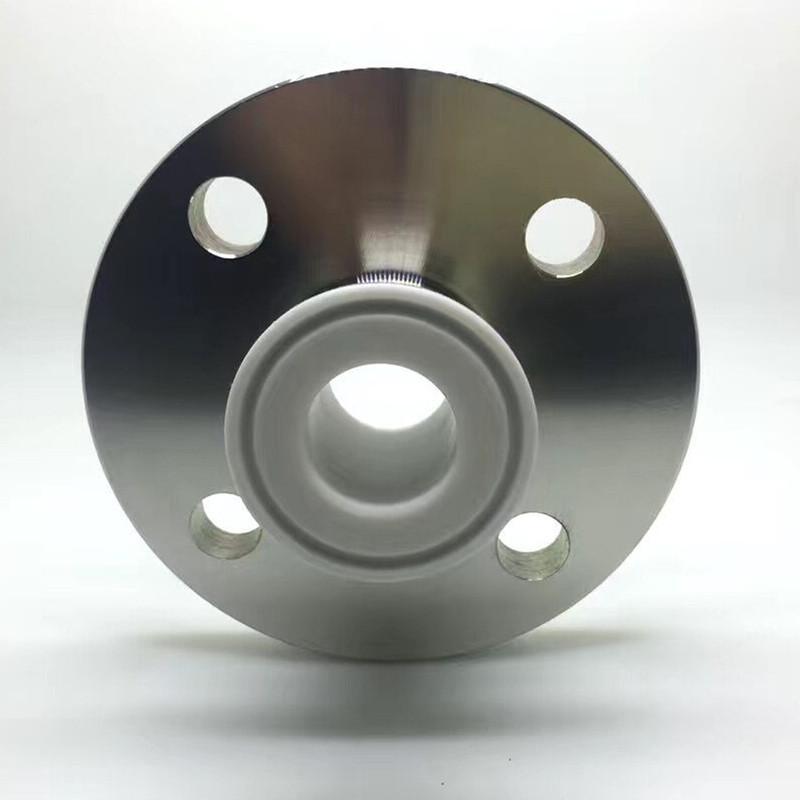 不锈钢f法兰波纹管衬四氟PTFE 1