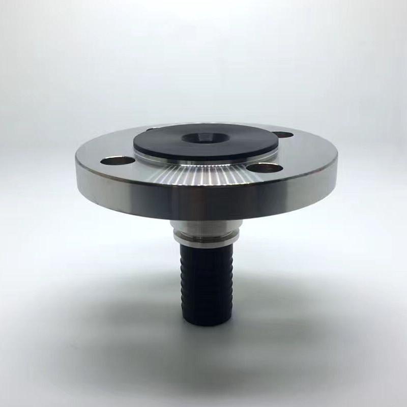 不锈钢f法兰波纹管衬四氟PTFE 2
