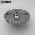 Sanitary Stainless Steel Tri-Clamp x Flange Adapter 3