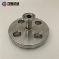 Sanitary Stainless Steel Tri-Clamp x Flange Adapter 2