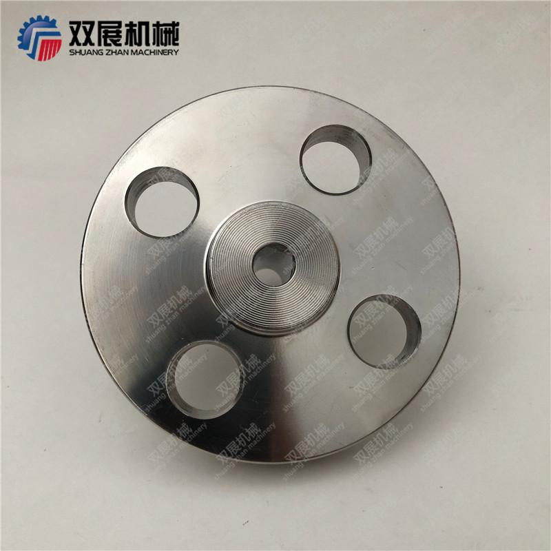 Sanitary Stainless Steel Tri-Clamp x Flange Adapter 4