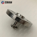 Sanitary Stainless Steel Tri-Clamp x Flange Adapter 5