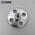 Sanitary Stainless Steel Tri-Clamp x Flange Adapter 6