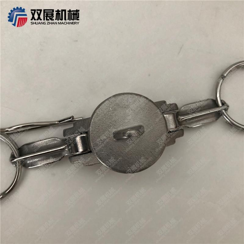 Stainless Steel Cam and Groove Dust Cap Female End Coupler Safety Drills 4