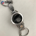 Stainless Steel Cam and Groove Dust Cap Female End Coupler Safety Drills 5