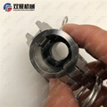 Type B Stainless Steel Camlock Coupling w/ Safety Drill 2