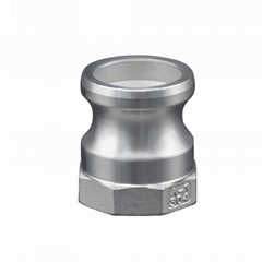 Type A Stainless Steel Camlock Coupling NPT